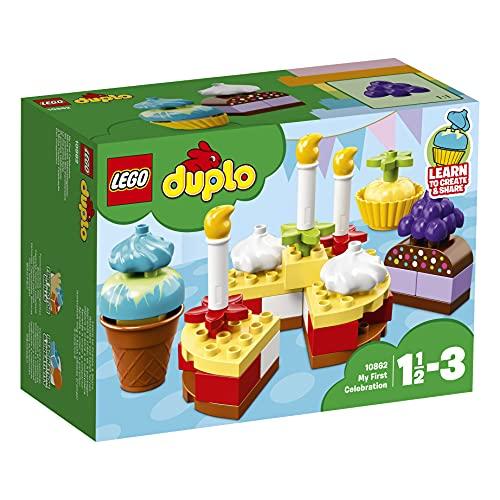 LEGO 10862 DUPLO My First Meine erste Geburtstagsfeier (Vom Hersteller nicht mehr verkauft)