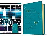 Teen Life Application Study Bible: New Living Translation, Teal, Ephesians 3:19 Edition