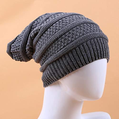 DDMGB Beanie Mütze Winter Gestreifte Rasta Reggae Wolle Gestrickte Beanie Hüte Hip Hop Long Caps Bonnet Für Männer Frauen 3 Farben Schwarz Weiß