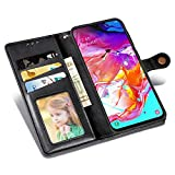 Asuwish Galaxy A70 Wallet Case,Luxury Leather Phone Cases with...