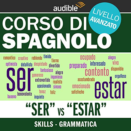 Differenza tra Ser e Estar - Grammatica copertina