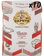 "Harina Caputo rojo ""00"" Pizza Chef kg 1 - Paquete 10 Piezas"