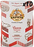 "Farine Caputo rouge ""00"" Pizza Chef kg 1 - Paquet 10 Pièces"