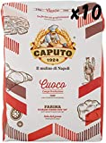 Harina Caputo rojo '00' Pizza Chef kg 1 - Paquete 10 Piezas