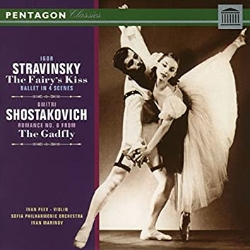 Stravinsky: Le Baiser de la Fee - Shostakovich: Romance No. 8 from The Gadfly Suite