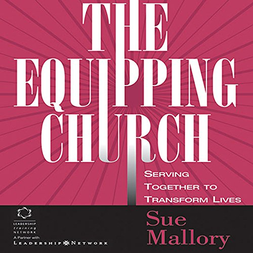 Equipping Church audiobook cover art