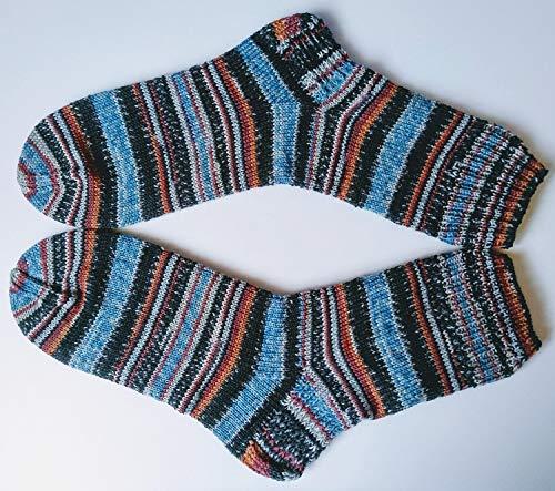 Handgestrickte/selbstgestrickte/Wollsocken/Socken/Markenwolle/Größe 44/45