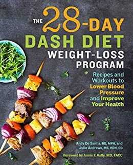 dash diet 28 day plan