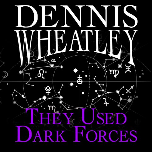 They Used Dark Forces audiobook cover art