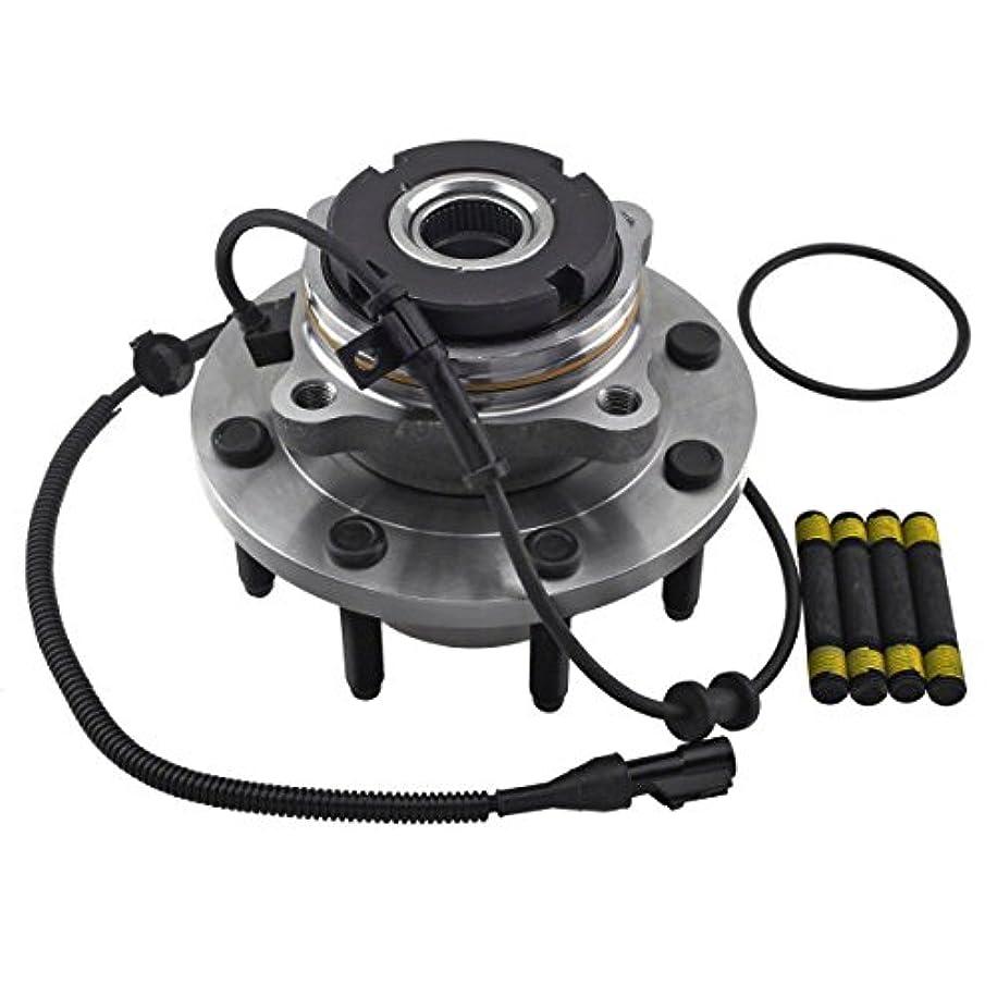 WJB WA515056 - Front Wheel Hub Bearing Assembly - Cross Reference: Timken SP580205 / Moog 515056 / SKF BR930438