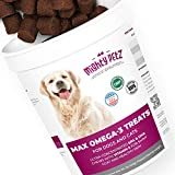 MAX Omega 3 for Dogs – Dog Fish Oil & Hip Joint Supplement