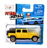 Fresh Metal Maisto 2015 Jeep Wrangler Unlimited 1:64