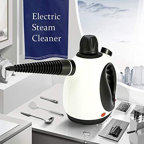 F-JX Limpiador de Vapor eléctrico, Multifuncional portátil de Vapor de Alta presión de la máquina de Limpieza, Electrodomésticos arandela del Coche Portable Office Limpieza del hogar Cocina