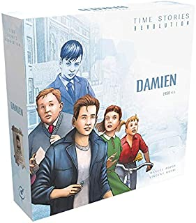 Asmodee T.I.M.E Stories Revolution - Damien, Rätselspiel, D