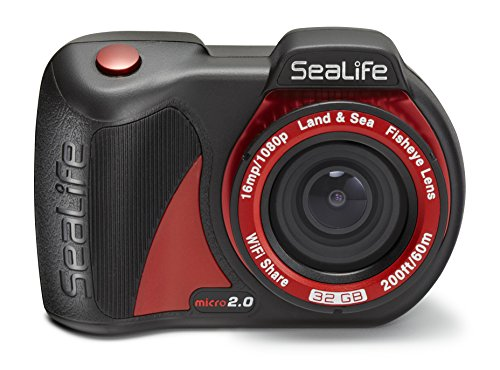 Sealife 35.100.001 Micro 2.0 32GB Unterwasserkamera