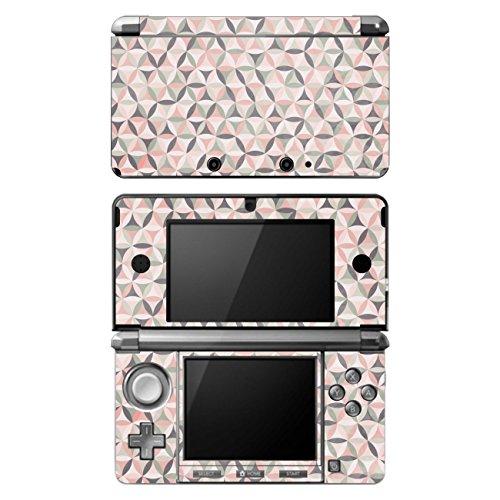 Disagu SF-101949_1226 Design Schutzfolie für Nintendo 3DS Motiv Buntes Muster 03