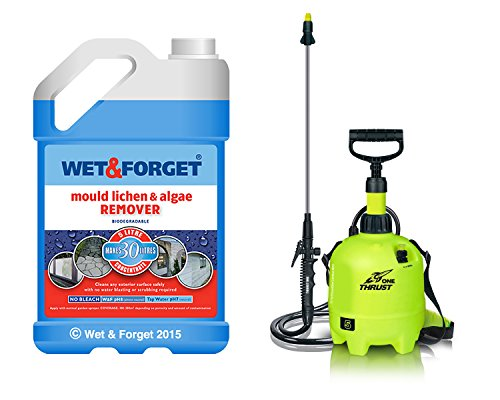 Photo of Wet and Forget PLUS Thrust One Sprayer