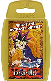 Yu Gi Oh Top Trumps Card Game