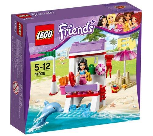 LEGO Friends - Le poste de sauvetage d'Emma - 41028
