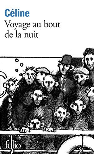 Voyage au bout de la nuit (Folio) (French Edition)