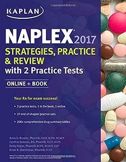 NAPLEX 2017 Strategies, Practice & Review with 2 Practice Tests: Online + Book (Kaplan Medical Naplex)