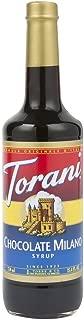 Torani Chocolate Milano 750 mL (pack of three)