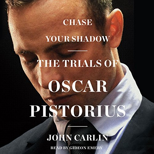 Chase Your Shadow audiobook cover art