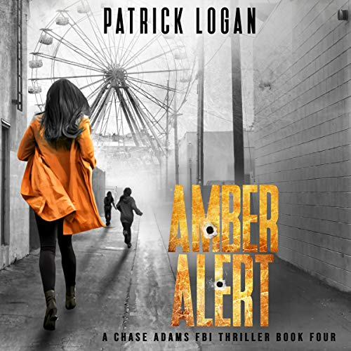 Amber Alert audiobook cover art