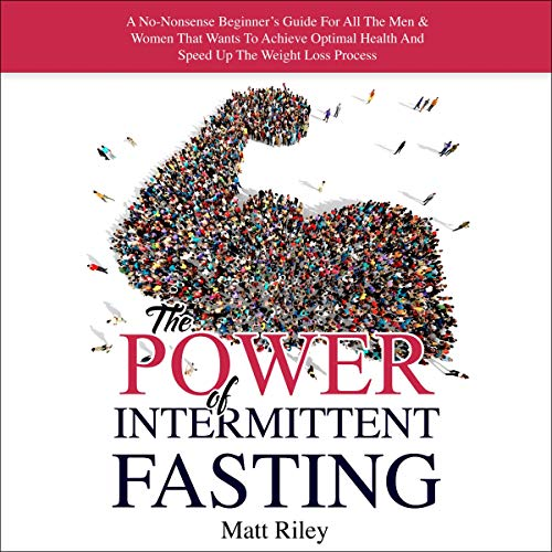 『The Power of Intermittent Fasting』のカバーアート