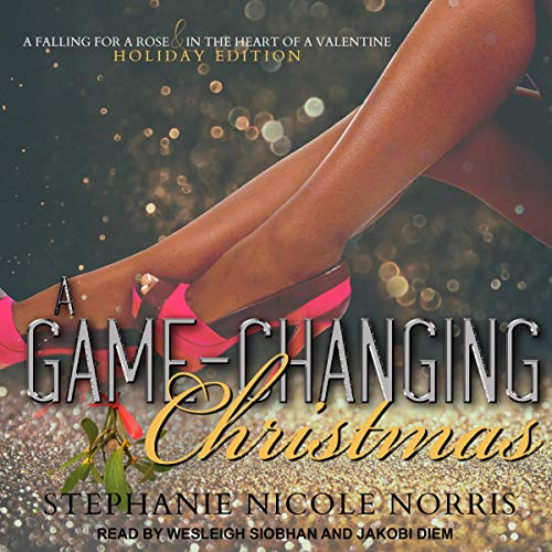 A Game-Changing Christmas audiobook cover art