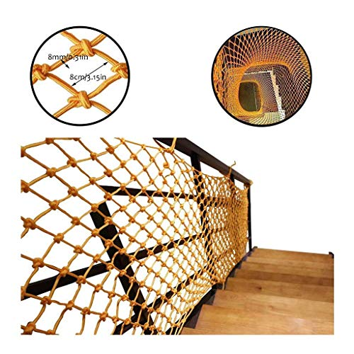 Check Out This PLLP Safety Nets,Mesh Child Safety Net Balcony Protection Net for Kids Fence Stair Ki...