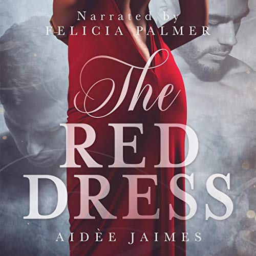 The Red Dress Audiobook By Aidèe Jaimes cover art
