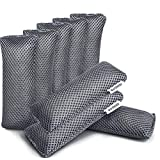 12 Pack Charcoal Shoe Deodorizer Bags,Shoe Odor Eliminator ,Charcoal Air Purifying Bags, Activated Charcoal Odor Absorber for Gym Bag, Car, Pet, Closet