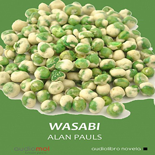 Wasabi audiobook cover art