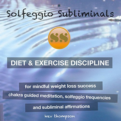 Diet & Exercise Discipline, for Mindful Weight Loss Success cover art