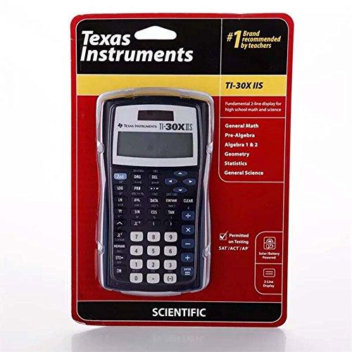 Texas Instruments TI-30XIIS Scientific Calculator Photo #5