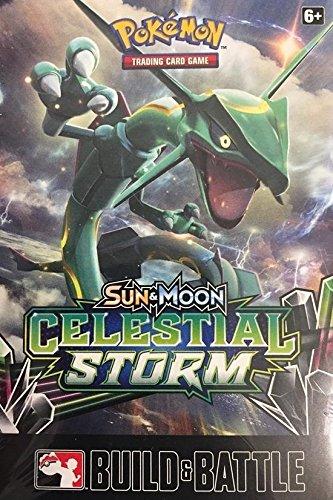 Pokemon SM07 Celestial Storm Build And Battle Box EN