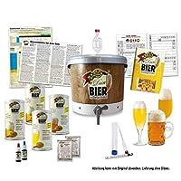 kit de brassage de bière à faire chez-soi - Maître Brasseur (1) Pour environ 60L de bière le mode d'emploi en francais et en anglais sur demande par email en nous contactant par Email
