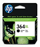 HP 364XL CN684EE haut rendement, cartouche d'encre Authentique, imprimantes HP DeskJet, HP OfficeJet, HP Photosmart, Noir