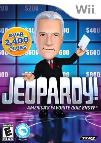Jeopardy - Nintendo Wii
