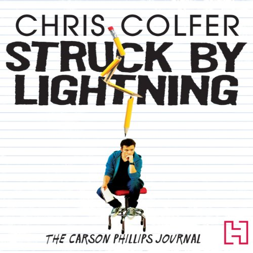 Struck by Lightning audiobook cover art