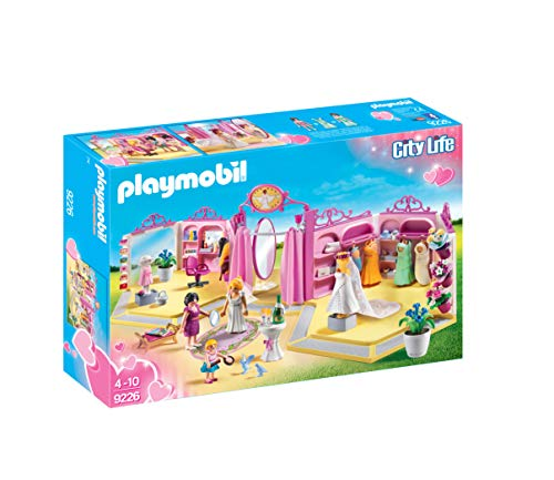 PLAYMOBIL Bridal Shop Building Set