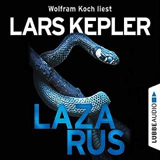 Lazarus Titelbild
