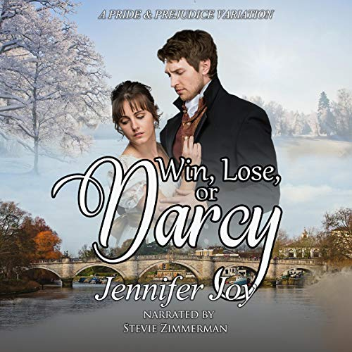 Win, Lose, or Darcy audiobook cover art