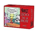 Zoo In A Box 2022 Box Calendar, Daily Desktop