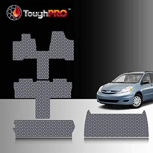 TOUGHPRO Floor Mat Accessories Full Set + Storage...