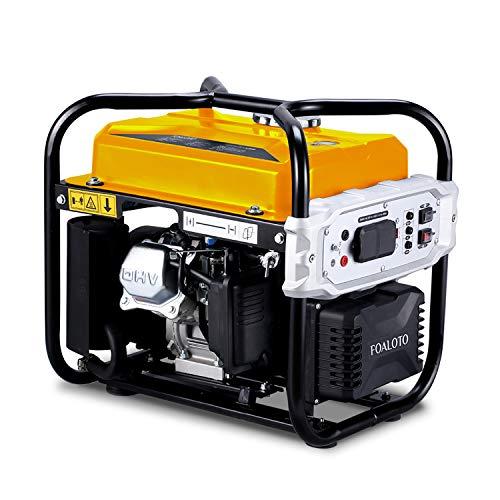 インバーター発電機 正弦波 ガソリン発電機 最大出力1.9KVA 定格1700W AC100V 50Hz/60Hz切替 地震 災害 停電 家庭 非常用電源 東西日本地域兼用