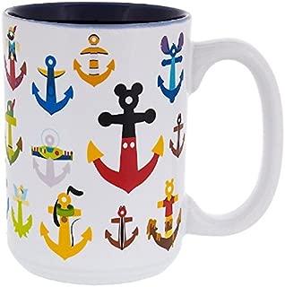 Disney Parks Character Anchors Mug