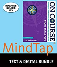 Bundle: On Course Study Skills Plus, Loose-leaf Version, 3rd + LMS Integrated for MindTap College Success, 1 term (6 months) Printed Access Card