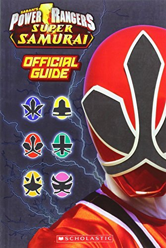 [ [ [ Saban's Power Rangers Super Samurai Official Guide (Power Rangers Super Samurai (Scholastic)) [ SABAN'S POWER RANGERS SUPER SAMURAI OFFICIAL GUIDE (POWER RANGERS SUPER SAMURAI (SCHOLASTIC)) ] By Landers, Ace ( Author )Sep-01-2012 Paperback